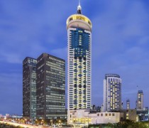 DoubleTree by Hilton Hotel Shanghai - Pudong, Shanghai, China