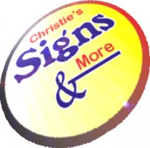 Christie's Signs & More